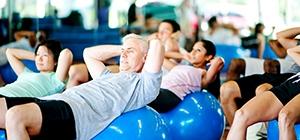 fitness aulas de grupo