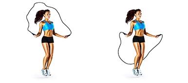 exercício de fitness saltar à corda | Holmes Place