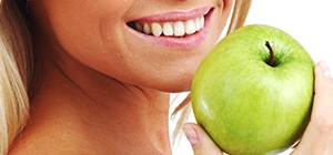 maçã perder peso