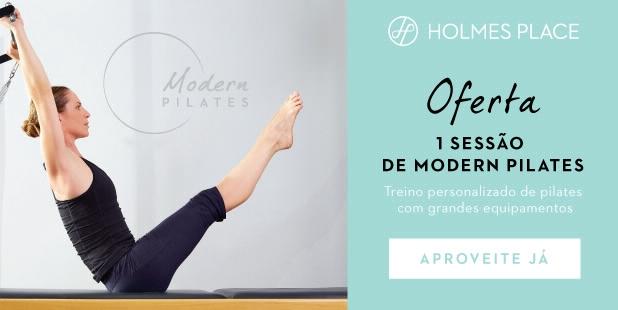 Oferta de 1 sessão de Modern Pilates | Holmes Place