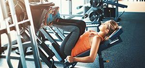 Mulher a treinar| Exercícios que queimam mais calorias | Fitness | Holmes Place
