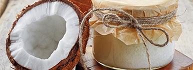 Pote de óleo de coco | Holmes Place
