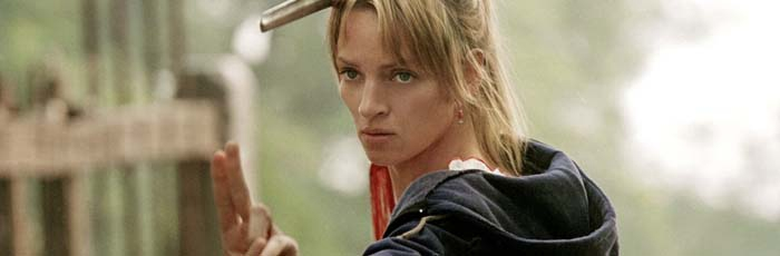 Film Inspiration Workout Uma Thurman