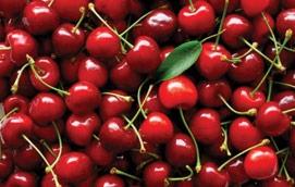 Cerejas - frutas de verão | Holmes Place