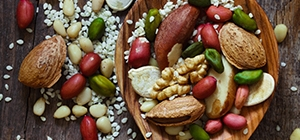 Frutos secos | Alimentos benéficos para o figado | Dieta | Holmes Place