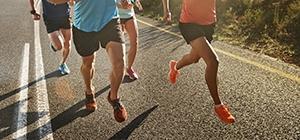 sprint em rampa fitness 1 minuto