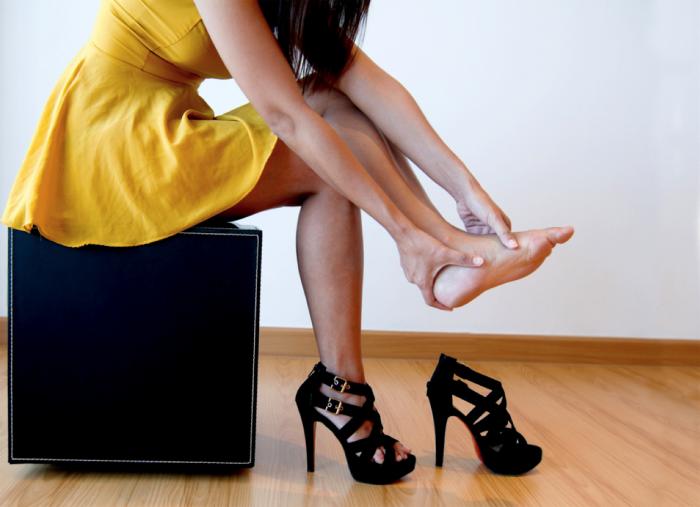 Übungen Füße Fersen Workout Promo