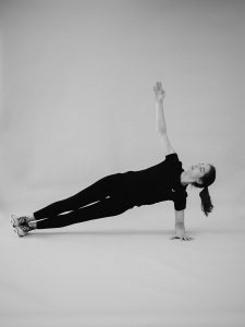 side plank | Holmes Place