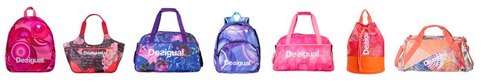 Bolsas Desigual