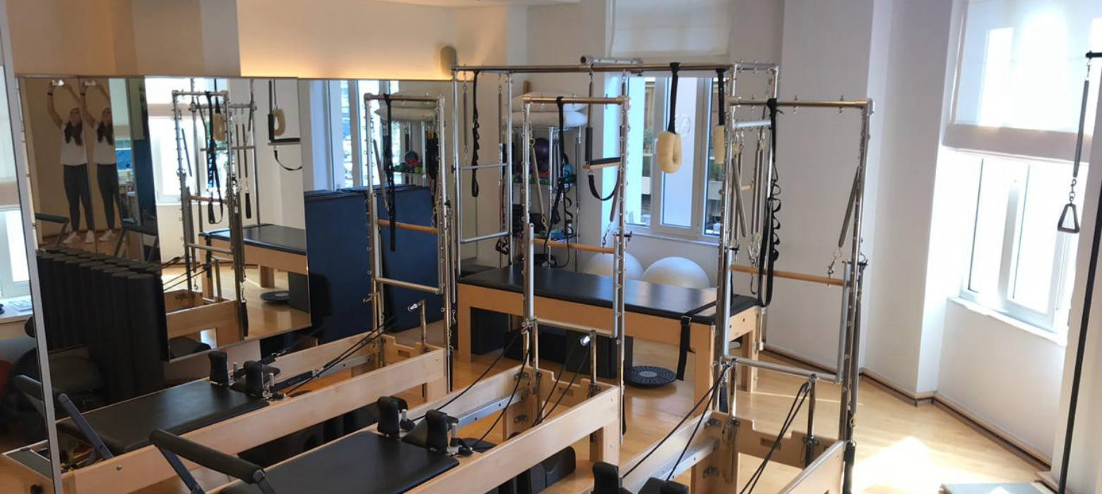 Holmes Place | Pilates reformed!
