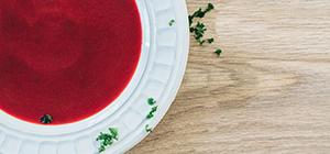Sopa de Beterraba | Dia da Família em casa | Holmes Place