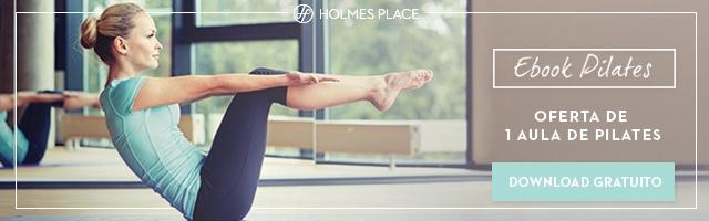 Ebook de Pilates - Holmes Place