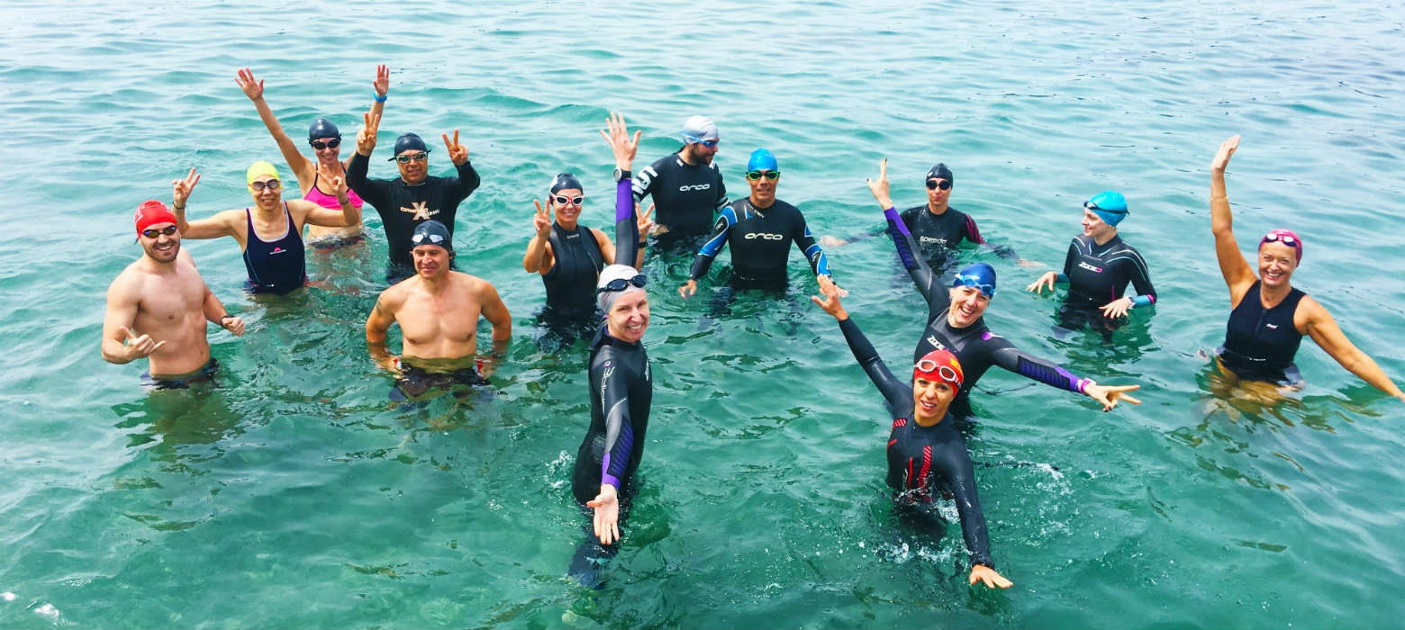 Holmes Place | Open water swimming: μια διαφορετική εμπειρία άθλησης