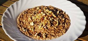 Papa de Quinoa   Dieta   Receita   Holmes Place