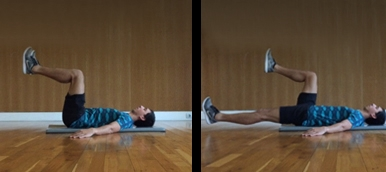 Exercícios isométricos para os abdominais de dificuldade baixa - Holmes Place