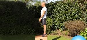 calf raise treino pernas