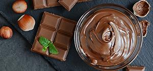 Nutella Plant Based - Receita com chocolate culinária 70%