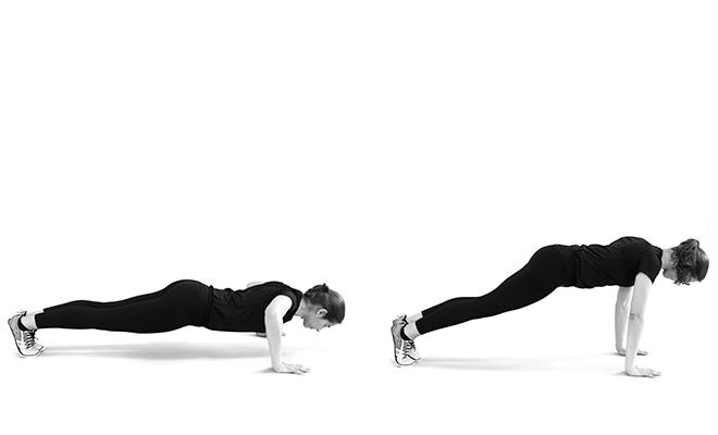Sommer-Special Workout für Po und Oberschenkel Übung 4