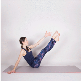 Side teaser yoga 2