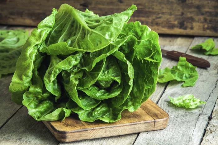 Gesunde Snacks Salat