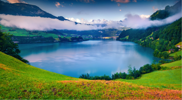 lago suiza