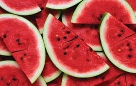 Melancia - frutas de verão | Holmes Place