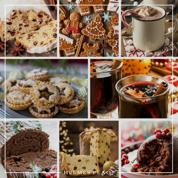 Kalorienbomben Weihnachten