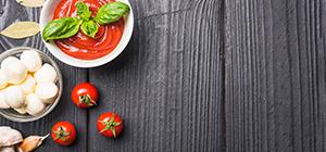 Pizza Saudável | Passata de Tomate | Holmes Place