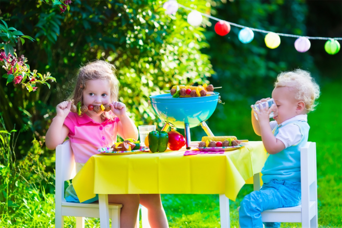 Tips Gesund Geburtstag Party Kinder 1