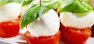 espetadas de tomates