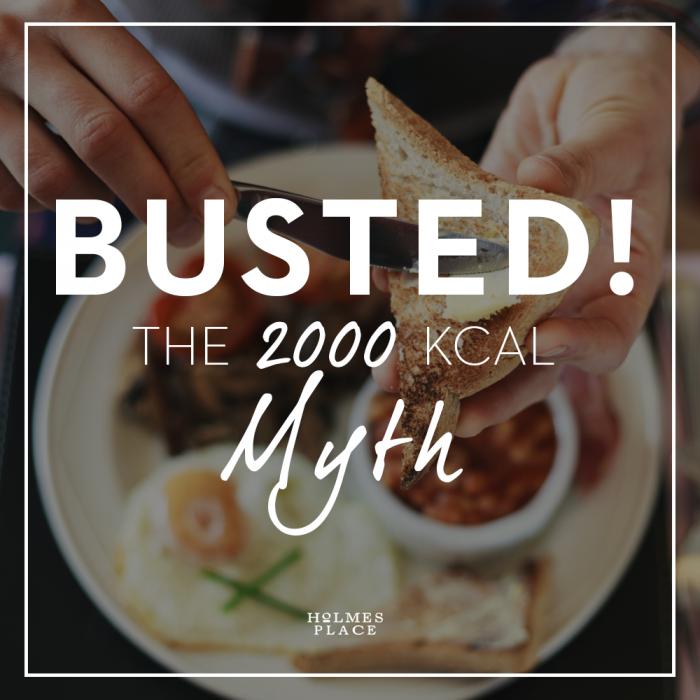 2000 calorie myth