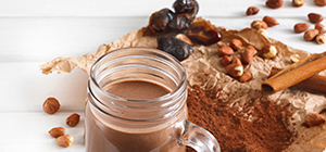 Nutella Plant Based - Receita com tâmaras e cacau em pó