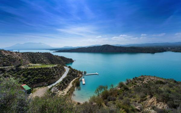 lago españa