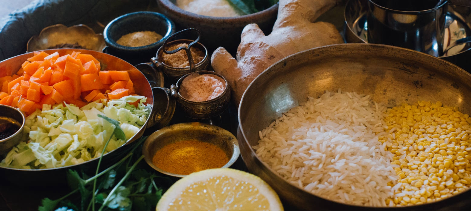 Holmes Place | Εύκολο Kichadi ως πλήρες γεύμα