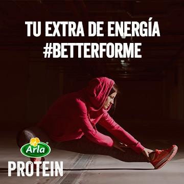 Tu extra de energía Arla Protein | Gimnasio Holmes Place