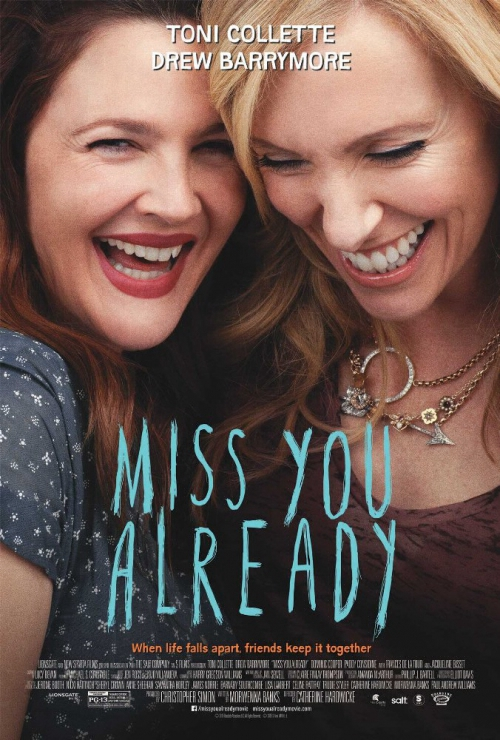 Drew Barrymore Interview Miss You Already